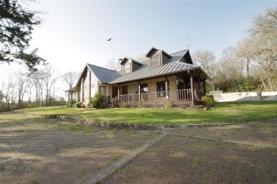Bellville Farm & Ranch For Sale: 2484 Old Nelsonville Road