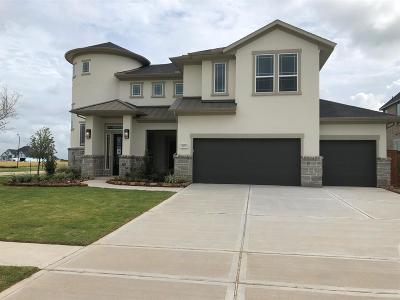 Katy Single Family Home For Sale: 405 Ripple Edge Court