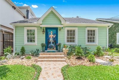 Houston Single Family Home For Sale: 2309 Morse Street