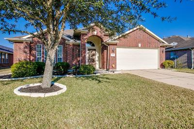 Pearland Single Family Home For Sale: 2028 Sandy Bank Lane
