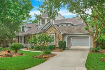 The Woodlands Single Family Home For Sale: 14 Mirror Ridge Drive