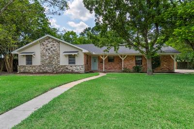 Pearland Single Family Home For Sale: 2412 Malon Street