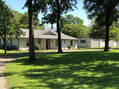 Schulenburg Single Family Home For Sale: 4248 Kainer Road