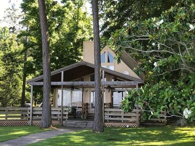 San Jacinto County Single Family Home For Sale: 229 Oak Arbor Lane