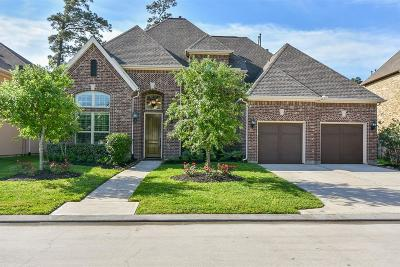 Kingwood Single Family Home For Sale: 3102 S Cotswold Manor Drive