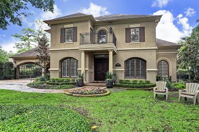 Houston Single Family Home For Sale: 8856 Chatsworth Drive