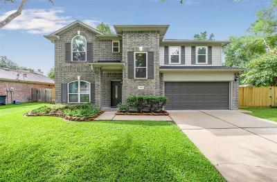 Spring Single Family Home For Sale: 3643 Cross Green Lane