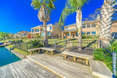Cypress Single Family Home For Sale: 18011 Blues Point Drive