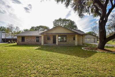 Single Family Home For Sale: 4819 Katy Hockley Road