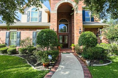 League City TX Single Family Home For Sale: $495,000