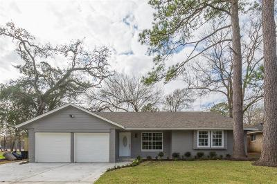 Friendswood Single Family Home For Sale: 1212 Timber Lane