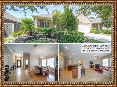 Humble Single Family Home For Sale: 14411 Andrews Ridge Lane