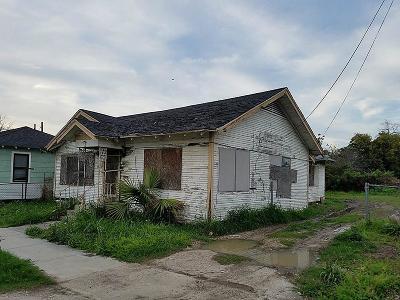 Houston Single Family Home For Sale: 3457 Tuam Street