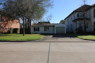 Bellaire Single Family Home For Sale: 5213 Linden Street
