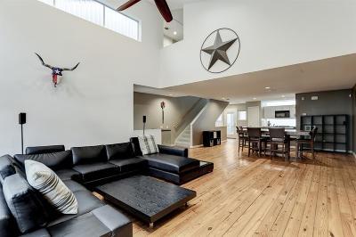 Houston TX Condo/Townhouse For Sale: $285,000