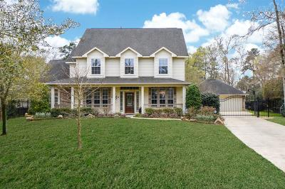 Magnolia Single Family Home For Sale: 12411 Mustang Court