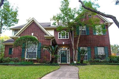 Sugar Land Single Family Home For Sale: 3523 Orchard Blossom Drive
