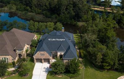 Single Family Home For Sale: 42 Lake Voyageur Drive
