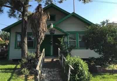 Houston Multi Family Home For Sale: 7915 Junius Street