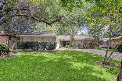 Houston Single Family Home For Sale: 14306 Locke Lane