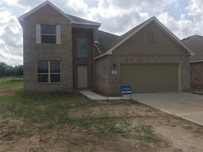 Richmond Single Family Home For Sale: 3714 Whirling Way