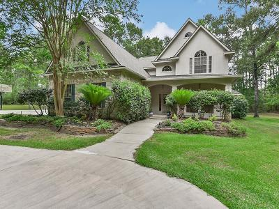 Single Family Home For Sale: 19702 Holly Court