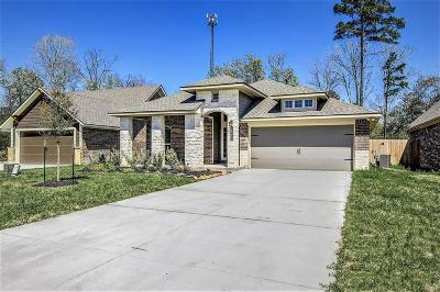 Willis Single Family Home For Sale: 14356 N Summerchase Circle