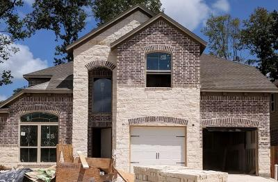 New Caney Single Family Home For Sale: 23497 Banks Mill Drive