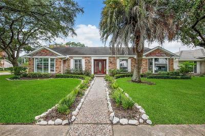 Houston Single Family Home For Sale: 9718 Burdine Street