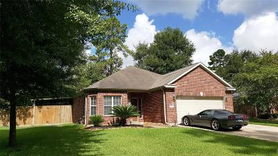 Willis Single Family Home For Sale: 12062 Mustang Avenue