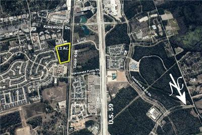Kingwood Residential Lots & Land For Sale: Rock Fall Drive