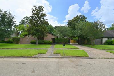 Houston Single Family Home For Sale: 12206 Wrenthorpe Drive