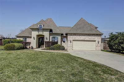 Montgomery Single Family Home For Sale: 18887 Grand View Court