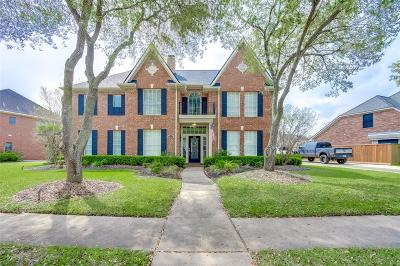 Sugar Land Single Family Home For Sale: 7122 Trailbrook Drive