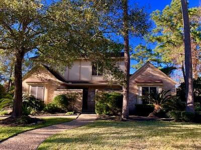 Spring Single Family Home For Sale: 6606 Chancellor Drive