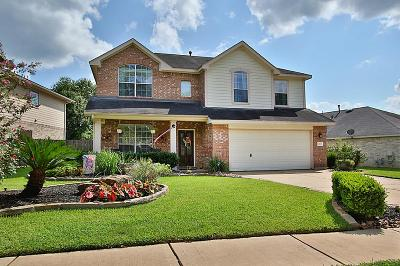 Single Family Home For Sale: 18831 Squirrel Oaks Drive