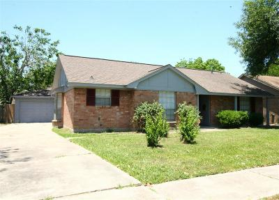 Houston Single Family Home For Sale: 10811 Kirkwell Drive