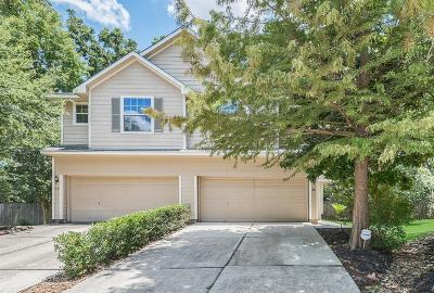 The Woodlands Condo/Townhouse For Sale: 82 Blue Creek Court