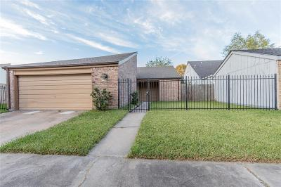 Houston Single Family Home For Sale: 11326 Bandlon Drive