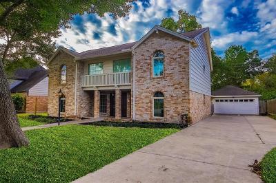 Memorial Single Family Home For Sale: 14915 Bramblewood Drive
