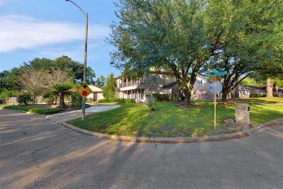 Houston Single Family Home For Sale: 8122 Schaffer Lane