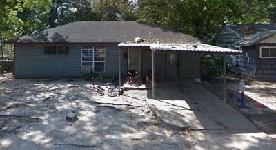 Houston Single Family Home For Sale: 5818 Westover Street