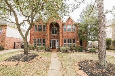 Cinco Ranch Single Family Home For Sale: 5302 Summerside Drive