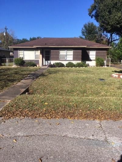 Houston Single Family Home For Sale: 9008 Topaz Street