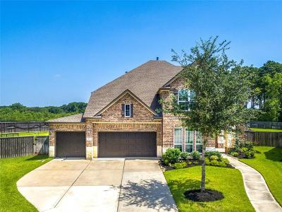Katy Single Family Home For Sale: 25506 Kearsley Drive