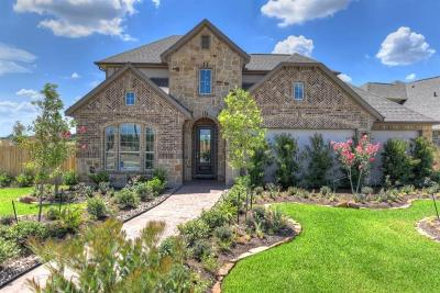 Hockley Single Family Home For Sale: 17507 Cypress Hilltop Way