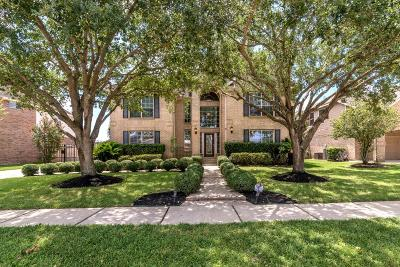League City Single Family Home For Sale: 2531 Attwater Way