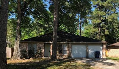Magnolia Single Family Home For Sale: 28831 Champion Oaks Drive