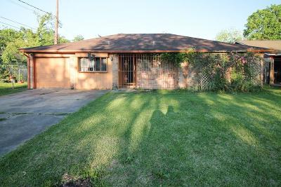 Houston Single Family Home For Sale: 12506 Foxridge Drive