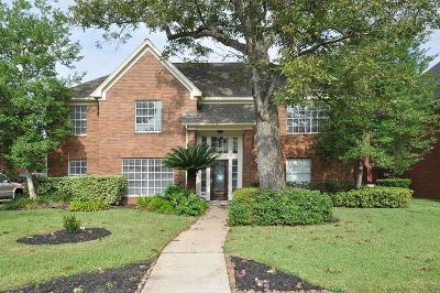 Sugar Land Single Family Home For Sale: 4426 Warwick Drive